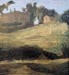 Giorgio Morandi - Landscape - 1936
