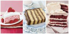 56 Classic Homemade Cake Recipes  - CountryLiving.com