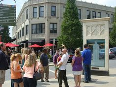 What to Expect:    Our 2.5 hour guided food tasting and cultural tour combines delicious food and drink tastings with some serious fun in historic Downtown Asheville. Our tours are truly educational and delectable! Our tours run several days a week from 2-4:30. Advanced tickets are required.