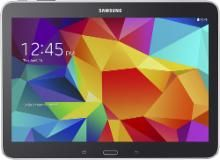 Samsung - Galaxy Tab 4 10.1 - 16GB - Black - SM-T530NYKAXAR - Best Buy