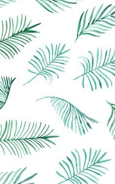 Pretty tropical print