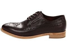 Leather Wingtips by Geox