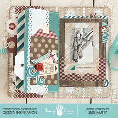 Winter Wonderland Mini Page4 byJess Mutty for #FancyPantsDesigns