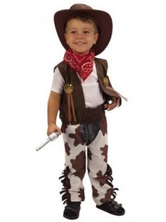8a1c8008be8 Cowprint Cowboys Party Superstores Toddler Cowboy Costume