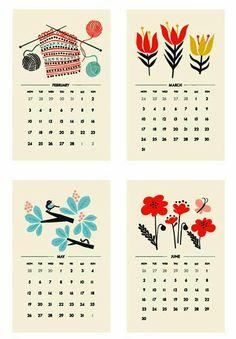 polkka jam via print & pattern