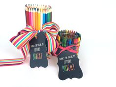 Teacher Thank You Tags - Personalise and order online at www.macaroon.co.za
