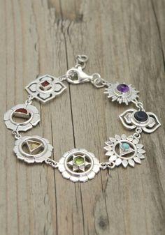 Chakra Jewelry #SilverJewelry