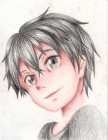 Kirigaya Kazuto by Lenka-chan-des