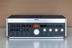 Vintage ReVox B780 Receiver.