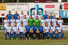 Deurne heeft met een min of meer plichtmatig gelijkspel tegen Heidebloem zekerheid dat ook volgend seizoen in de eerste klasse wordt gespeeld.