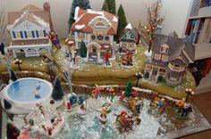 Original Snow Village 2014