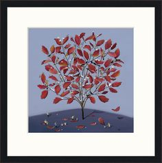 The Autumn Tree by Jenni Murphy available at Love Art Gallery http://www.loveartgallery.co.uk/artists/1013/1972/jenni-murphy/the-autumn-tree?r=artists/1013/jenni-murphy