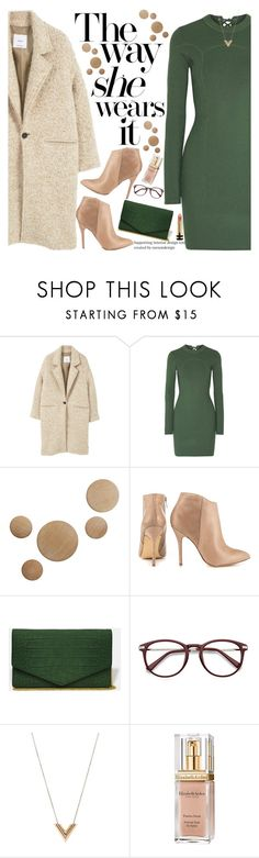 """""""Untitled #2167"""" by anarita11 ❤ liked on Polyvore featuring MANGO, 3.1 Phillip Lim, Design Within Reach, Steve Madden, Louis Vuitton, Elizabeth Arden and Gucci"""