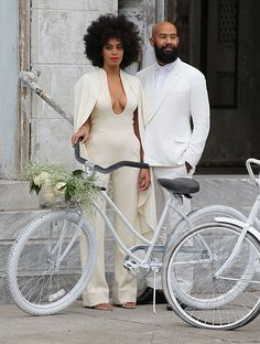 #SolangeKnowles Marries Music Video Director Alan Ferguson
