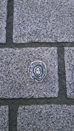 Street Art by Ben Wilson - He has created more than 10,000 of these works on pavements all over the UK and parts of Europe