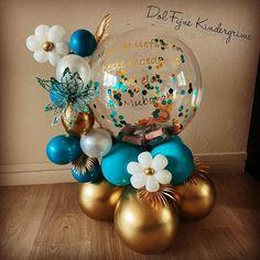 Balloon Crafts, Birthday Balloon Decorations, Balloon Gift, Balloon Garland, Birthday Balloons, Birthday Party Decorations, Baby Shower Decorations, Balloon Arrangements, Balloon Centerpieces