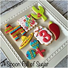 (7) Love the idea of a fiesta party for a 3rd... - A Spoon Full of Sugar