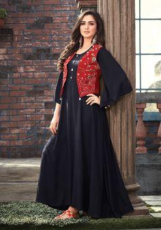 Source by dresses afghani clothes Pakistani Fashion Casual, Pakistani Dresses Casual, Pakistani Dress Design, Casual Dresses, Muslim Fashion, Stylish Dresses For Girls, Stylish Dress Designs, Designs For Dresses, Kurta Designs Women