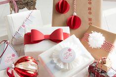 Wrap it, Baby! Tolle Inspirationen für Geschenkverpackungen mit Wow!  By decorize.de/blog
