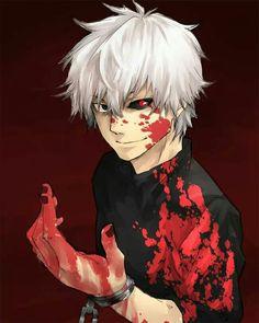Bloody Kaneki