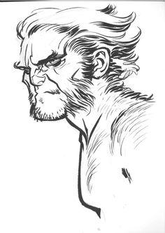 Wolverine by Brian Stelfreeze *