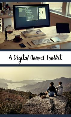 Digital Nomads share the tools they use to manage an online business.