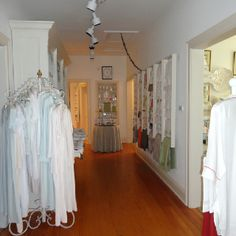 Interior view at Linens Limited