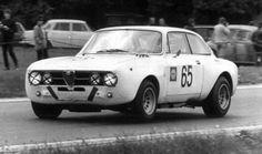 Toine Hezemans Brno  1970 Alfa Romeo GTAM