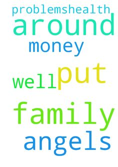 Pray that God put his angels around me and my family - Pray that God put his angels around me and my family for money problems,health and well being... Thank You Posted at: https://prayerrequest.com/t/Mex #pray #prayer #request #prayerrequest