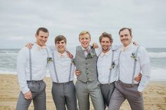 Eden and Michael's Boho Style North Carolina Beach Wedding By Sarah D'Ambra Photography
