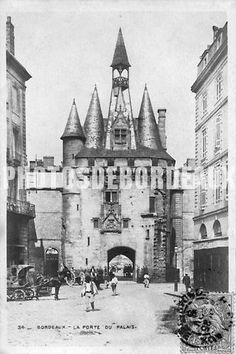 La Porte du Palais (34) - Bordeaux