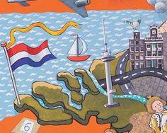 Nederland - Praatplaat / Wat maakt Nederland nu zo speciaal?