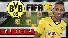 FIFA 16 | KARIERA | Borussia Dortmund [#5] - kolejne spotkania ligowe + ...