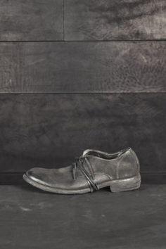 Guidi- Cordovan Lace Up Shoe