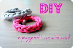 anleitung armband selber machen, anleitung zpagettiarmband, anleitung zpagetti, zpagetti stricken