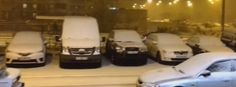Major snowstorm disrupts traffic in Romania and Ukraine