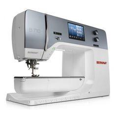 Bernina 710 Dream Machine - my new machine!! Love it