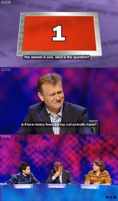 Hugh Dennis - Mock the week.
