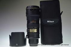 NIKON AF-S VR NIKKOR ED 70-200mm f/2.8G Excellent+