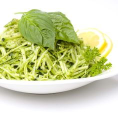 Raw Zucchini Pasta Recipe « Jenn-Fit Blog – Healthy Exercise | Healthy Food | Healthy Living