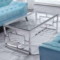 Found it at Wayfair - Scheinman Coffee Table Decor, Coffee Table, Steel Bed Design, Furniture Design, Steel Table, Coffee Table Design, Welded Furniture, Furniture, Metal Furniture