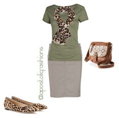 A fashion look from July 2015 featuring Fat Face t-shirts, Closed skirts and Gianvito Rossi flats. Browse and shop related looks. Modest Outfits, Skirt Outfits, Casual Outfits, Cute Outfits, Cute Fashion, Modest Fashion, Fashion Outfits, Womens Fashion, Apostolic Fashion