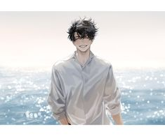 Anime Demon, Manga Anime, Wallpaper Animé, Character Inspiration, Character Art, Anime Boy Zeichnung, Dark Anime Guys, Handsome Anime Guys, Wow Art