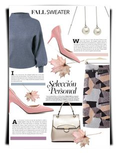 """""""Not everything is what  it seems...."""" by theitalianglam ❤ liked on Polyvore featuring fallsweaters"""