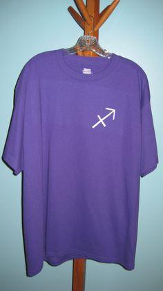 Sagittarius Crossword T-shirt (Front)