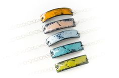 Bracelet bars