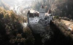 İşte Dracula'nın 80 milyon dolarlık kalesi!