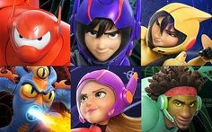 NetworkNextTV: Big Hero Six - Flash Review