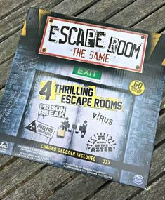 How to Host a DIY Escape Room Party at Home! Becky Simmons-Schweigert Birthday party B Would your tween or … Teen Boy Party, 13th Birthday Party Ideas For Girls, Teen Girl Birthday, Birthday Party At Home, 13th Birthday Parties, Birthday Party Games, Teen Parties, 11th Birthday, Birthday Fun