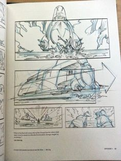 Iain McCaig storyboards ★ || CHARACTER DESIGN REFERENCES | キャラクターデザイン • Find more artworks at https://www.facebook.com/CharacterDesignReferences & http://www.pinterest.com/characterdesigh and learn how to draw: #concept #art #animation #anime #comics || ★